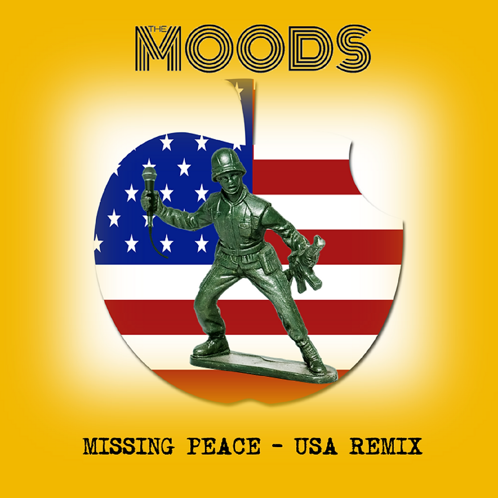 The Moods Collaborate with USA Music Producer & UK School Choir.