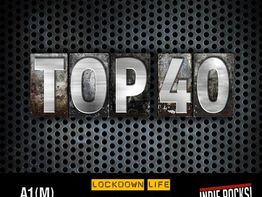 Lockdown Life TOP 40 Radio Tunes of 2020 -