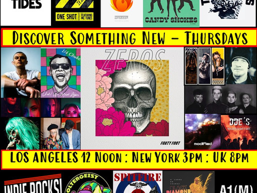 New Music Radio Show showcases emerging music artists