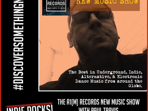 A1M Launches Global Radio Show on Indie Rocks Radio