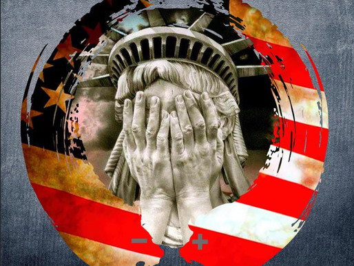 The Moods New Single - The Rise and Fall of America -
