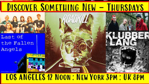 New music Radio Show hits Los Angeles, Texas, New York and Manchester