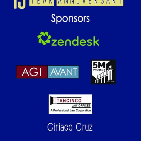 VEC 15th Anniversary Celebration