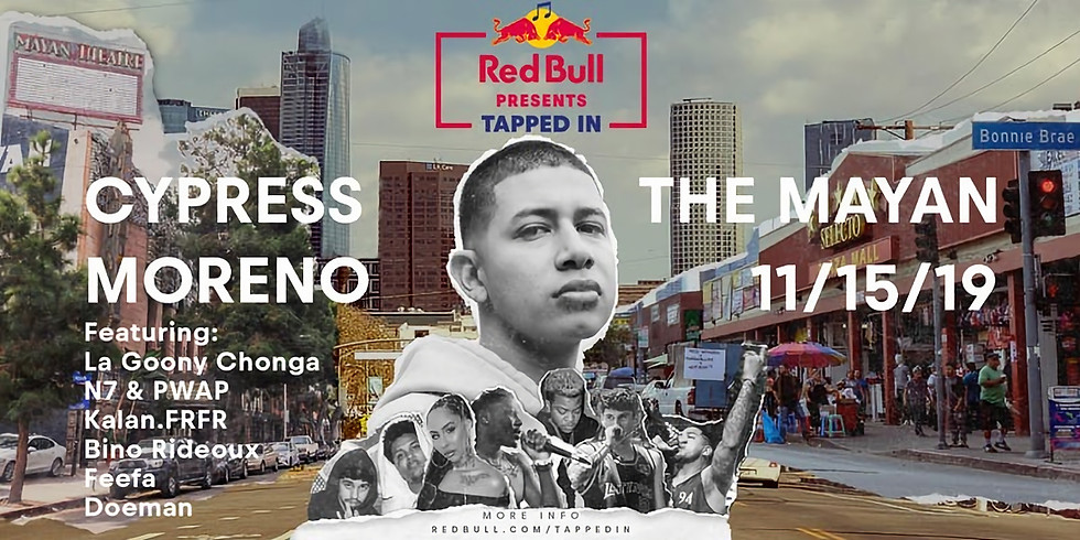 Red Bull Presents Tapped In