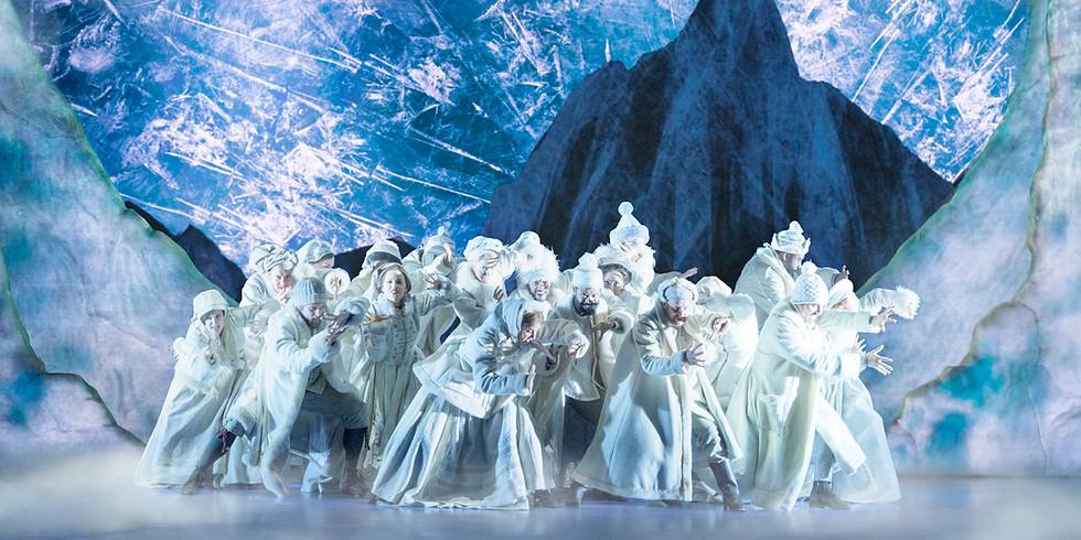 Disney's Frozen The Broadway Musical