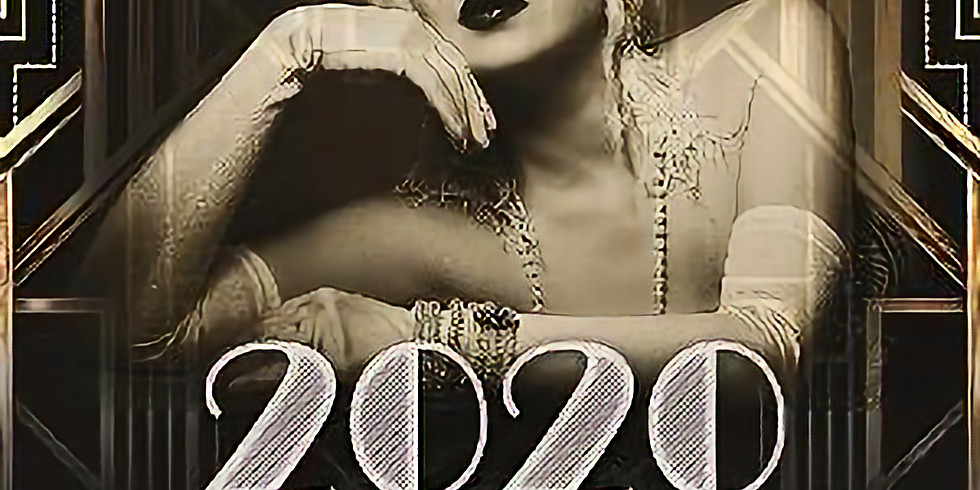 7th Annual Gatsby's House - W Hollywood New Year's 2020