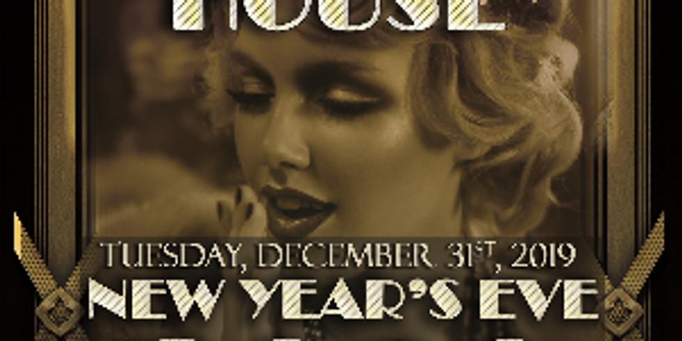 Gatsby's House - OC New Year's Eve 2020