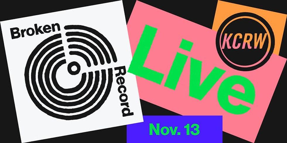 KCRW Presents: Broken Record Live - Malcolm Gladwell & Flea in Conversation