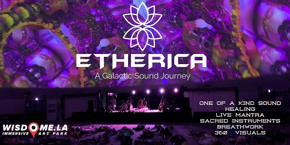 ETHERICA: A Galactic Sound Journey