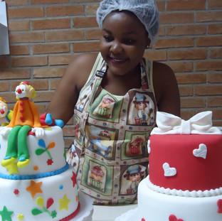 Curso de bolos Brasil