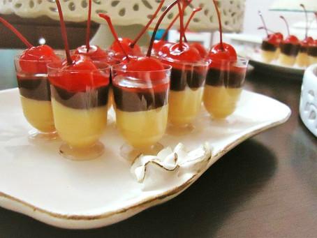 Sobremesa no copinho :) Fácil e deliciosa