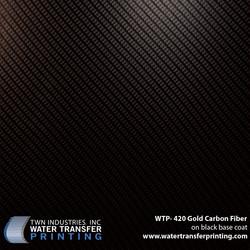 WTP-420 Gold Carbon Fiber