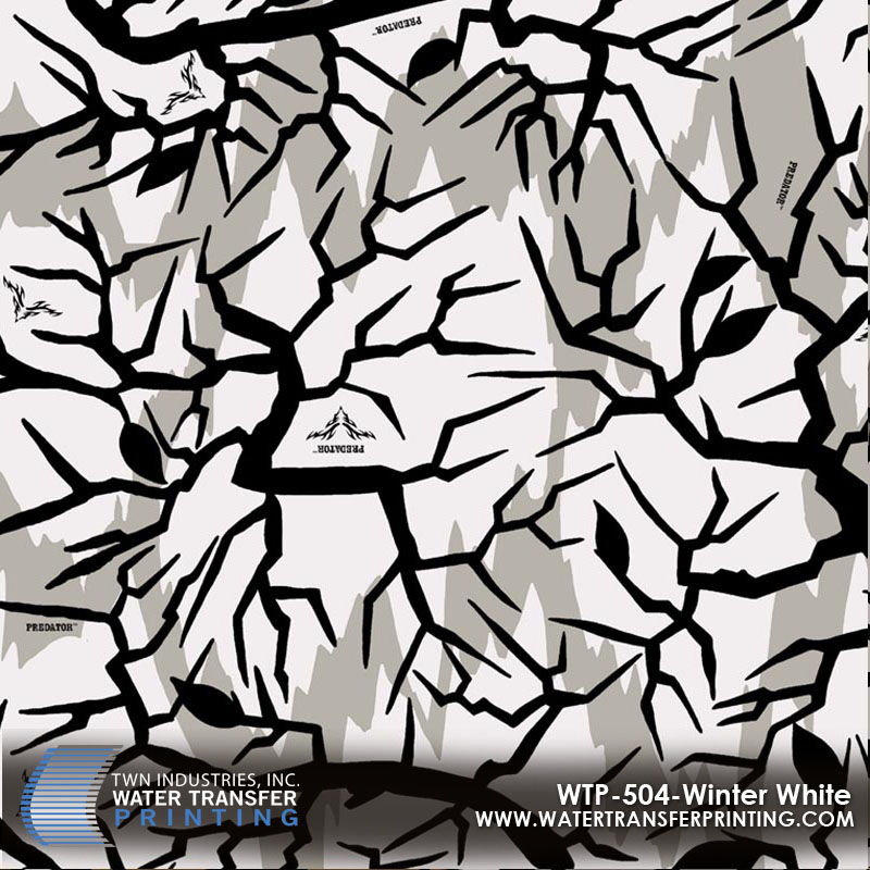WTP-504 Predator-Winter White