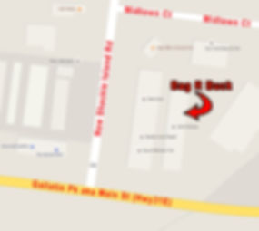 Bag R Buck Customs Location