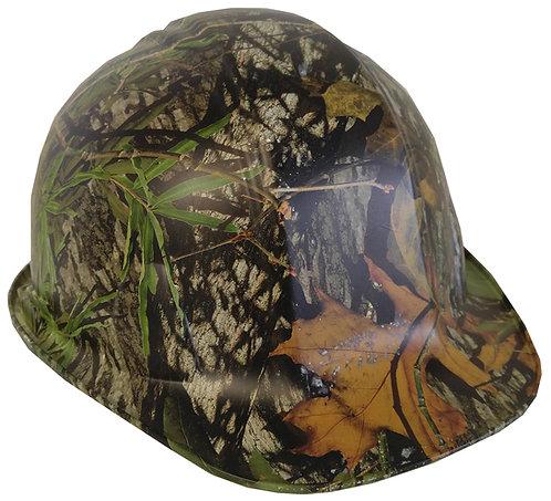 SL Series Matte Mossy Oak Camo Hard Hat