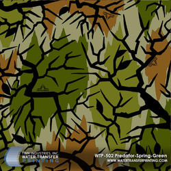 WTP-502 Predator-Spring-Green