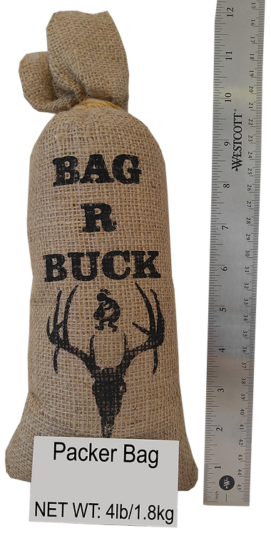 Packer Bag RaK SaK Blend