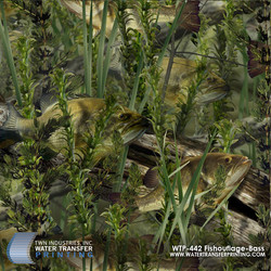 WTP-442 Fishouflage-Bass