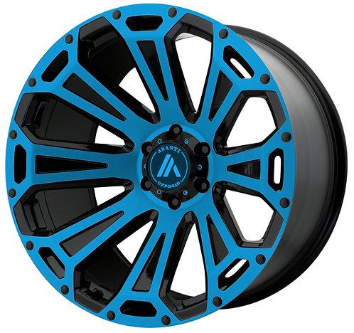 AB813 CLEAVER LIGHT BLUE TRANSLUCENT