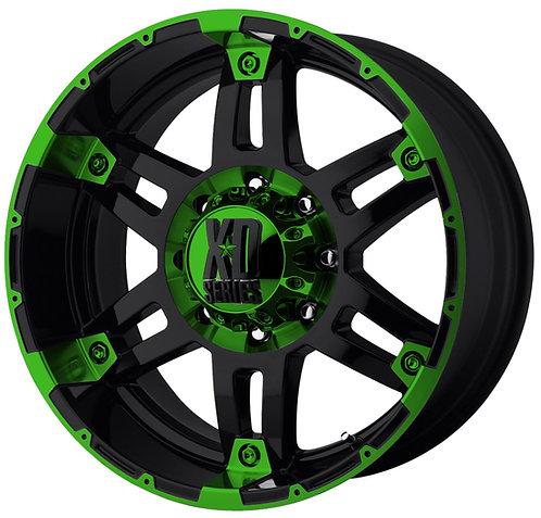 XD797 SPY GREEN TRANSLUCENT