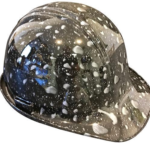 Black Raindrops SL Series Hard Hat