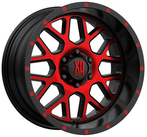 XD820 GRENADE RED TRANSLUCENT