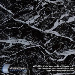 WTP-512 White Vein on Black Basecoat