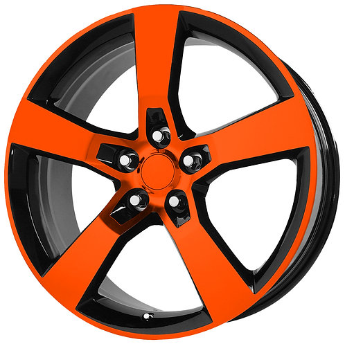 PR125 ORANGE TRANSLUCENT