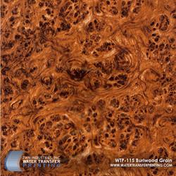 WTP-115 Burlwood Grain