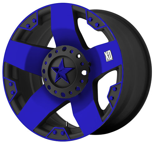 XD775 ROCKSTAR BLUE TRANSLUCENT