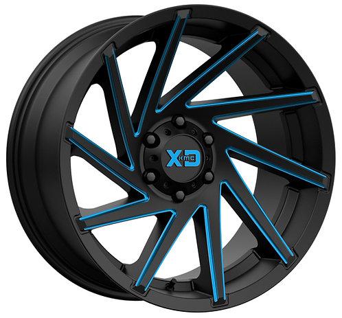 XD834 CYCLONE LIGHT BLUE TRANSLUCENT
