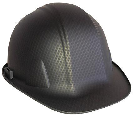 SL Series Tinted Satin Carbon Fiber Hard Hat