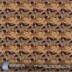WTP-153 Camo Small-Tan-Brown-Grey