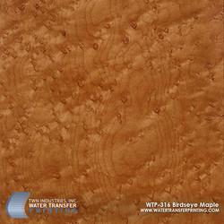 WTP-316 Birdseye Maple