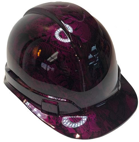 Purple Kandy Gambler Ridgeline Cap Style