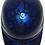 Thumbnail: Speedway Blue Insanity Skulls Bump Cap