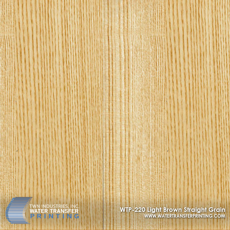 WTP-220 Light Brown Straight Grain