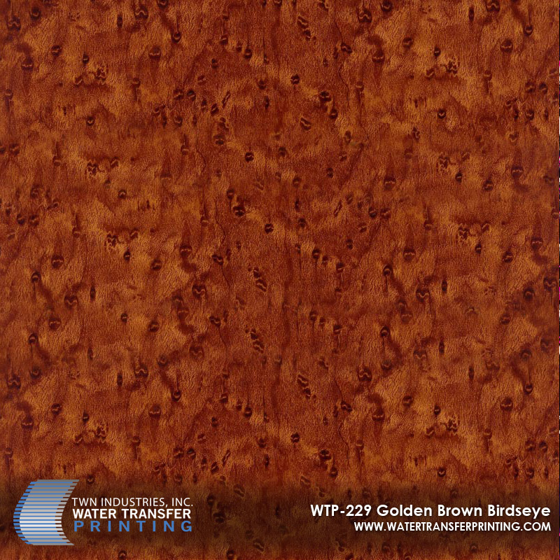 WTP-229 Golden Brown Birdseye