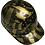 Thumbnail: Metallic Gold Midnight Flags Bump Cap