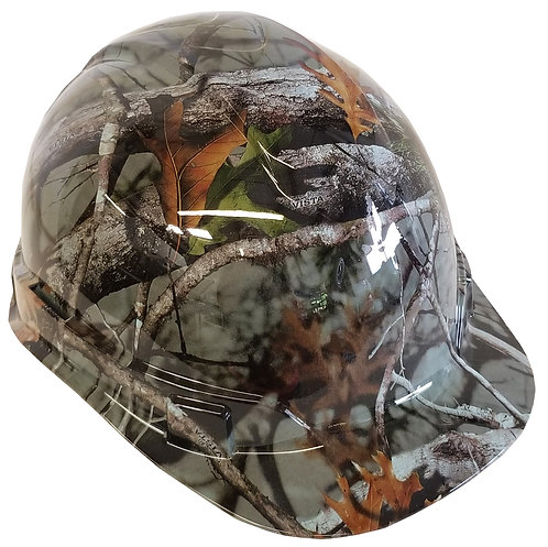 Vista Camo Hard Hat