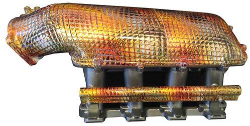 Engine Intake Manifold-LS Hi-Ram Modular Intake System Holley 300-123