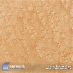 WTP-501 Birdseye Maple