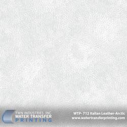 WTP-712 Italian Leather-Arctic