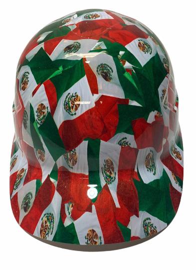 Mexico Flags Bump Cap