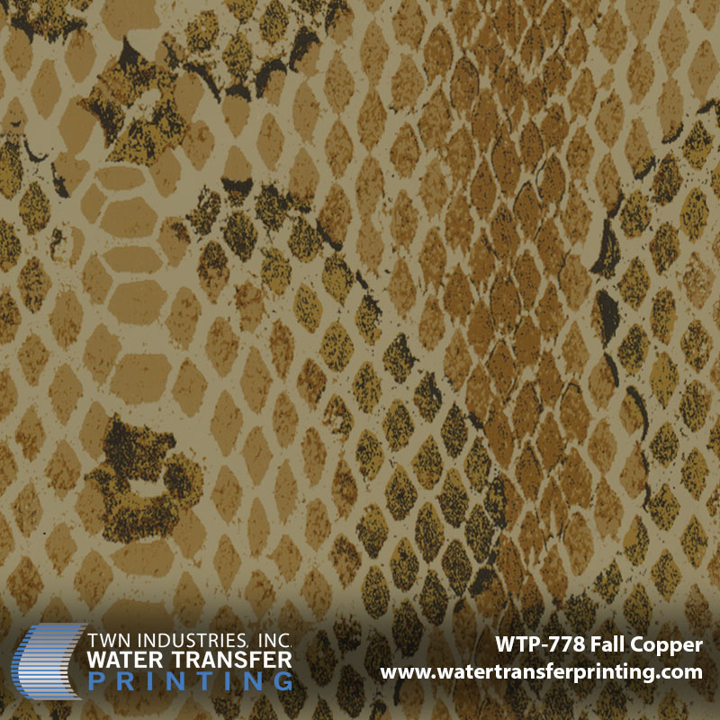 WTP-778 Fall Copper