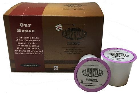 Nashville Roast Coffee Company Our House, 12 PK K-Cups