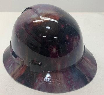 Galaxy Lift Briggs HBFC-7G Full Brim Vented Hard Hat