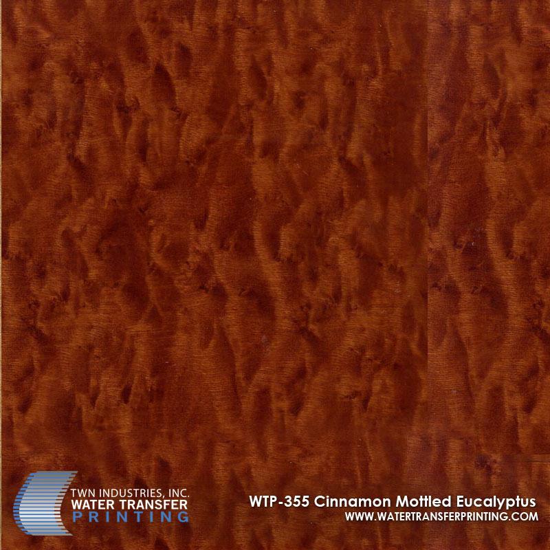 WTP-355 Cinnamon Mottled Eucalyptus