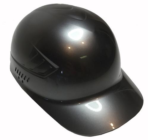 Metallic Graphite Bump Cap