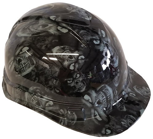 Light Grey Hades Hard Hat